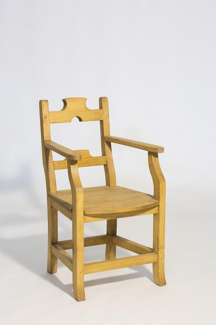 Drewniany fotel SIL 12