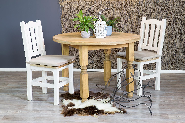 nábytok z borovicového dreva