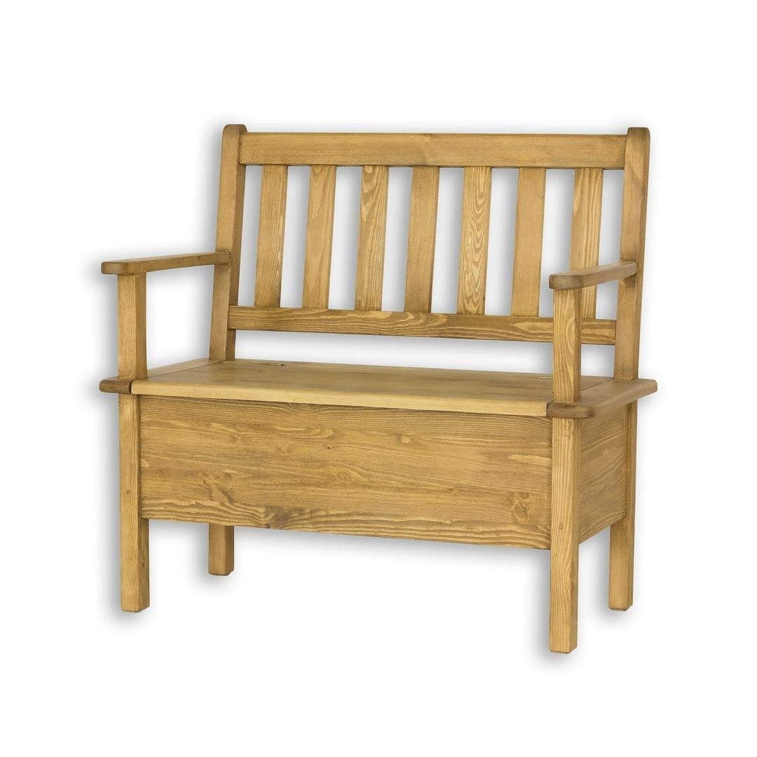 Borovicová lavička SIL14/B