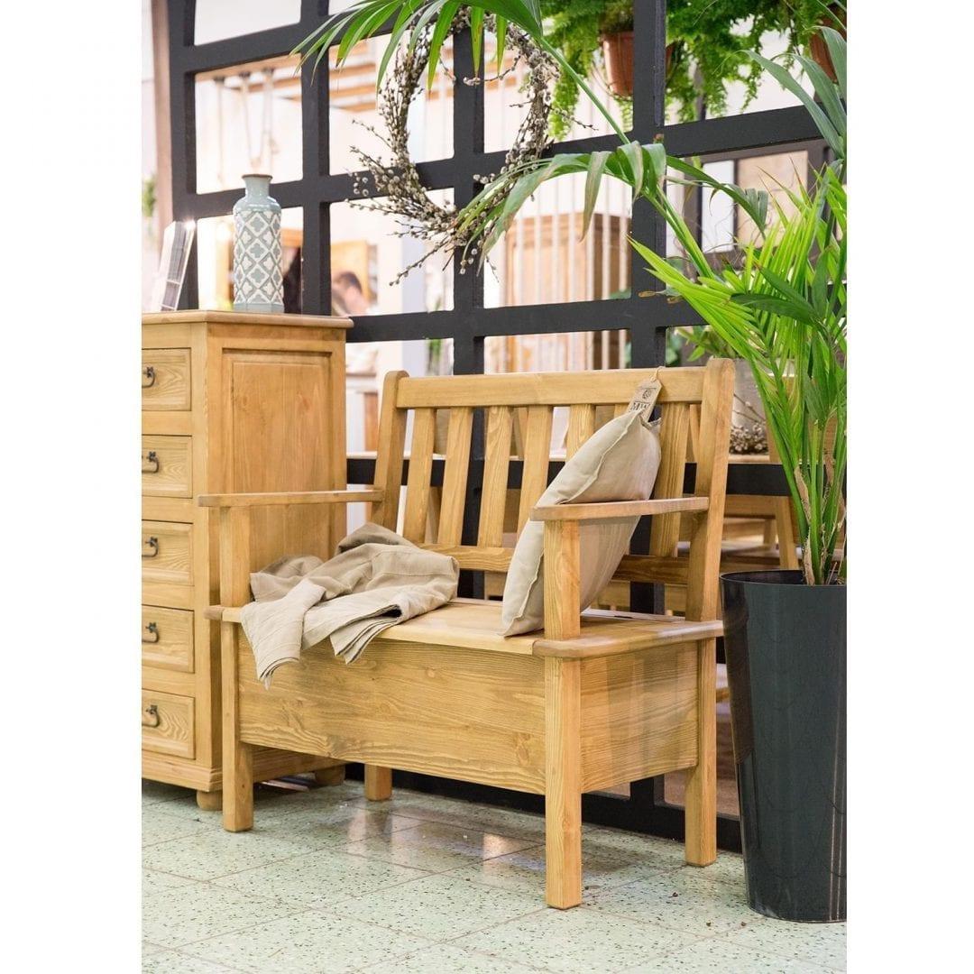 Drewniana ławka SIL14/B